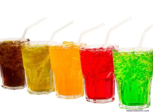 avoid sugary drinks