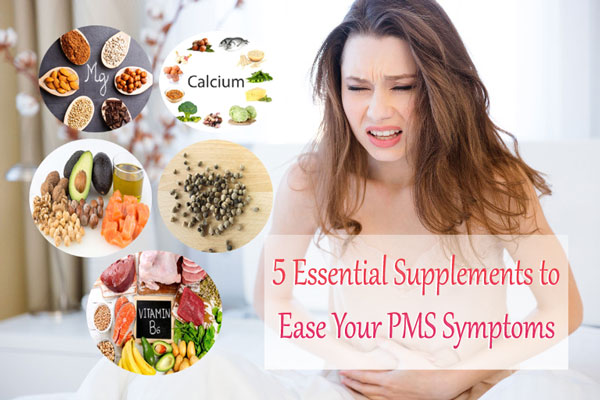 Ease Your PMS Symptoms