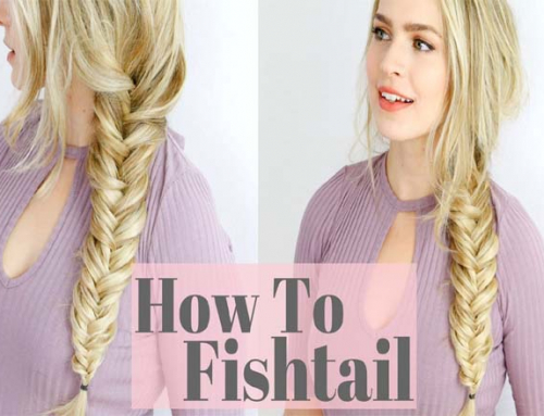5 Steps to the Perfect Fishtail Braid