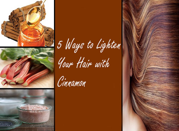 Lighten your hair