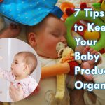 7 Tips to Keep Your Baby Products Organized