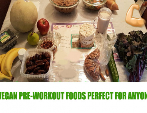 7 Vegan Pre-Workout Foods Perfect For Anyone