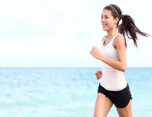 9 Habits Of Fit & Healthy Women