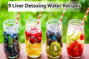 Liver Detoxing Water Recipes