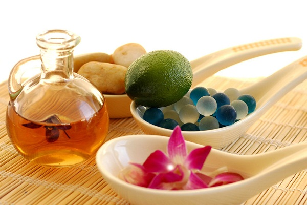 lose weight with essential oils