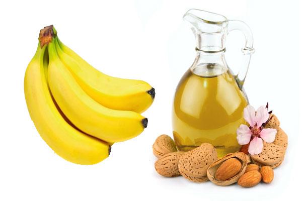 Almond Oil and Banana