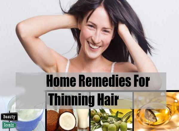 thining hair