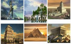 Ancient Wonders of the World You Never Knew Existed