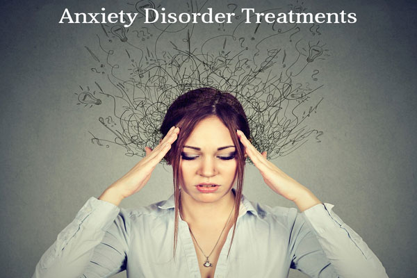 Anxiety Disorder Treatments