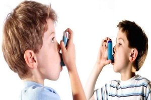 Asthma reduces the quality of life