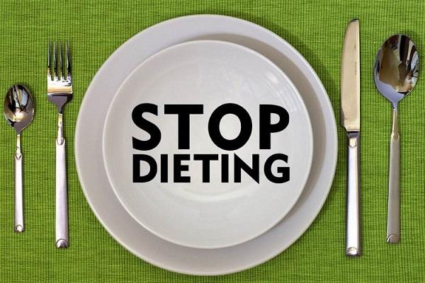 Avoid Dieting