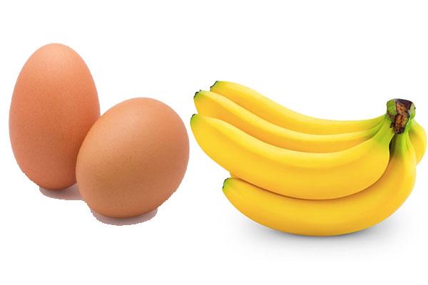 Banana and Egg
