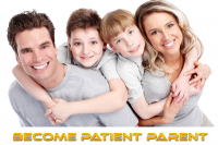 Become Patient Parent