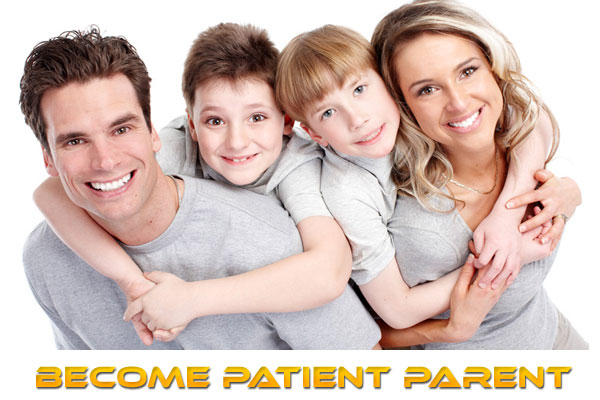 Become Patient Parent
