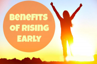 Benefits Of Rising Early