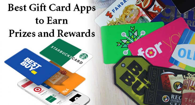 Best Gift Card Apps