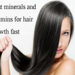 Best Minerals And Vitamins For Hair Growth Fast