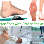 Better Feet With Proper Podiatry