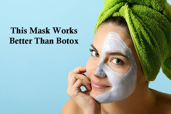 This Mask Works Better Then Botox