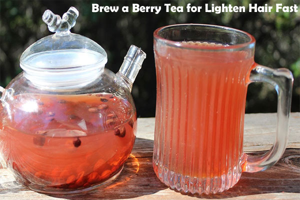 Brew a berry tea