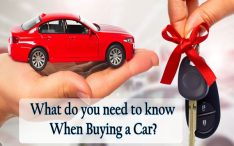 Buying a Car