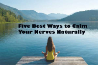 Calm Nerves Naturally