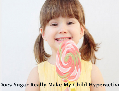 Does Sugar Really Make My Child Hyperactive