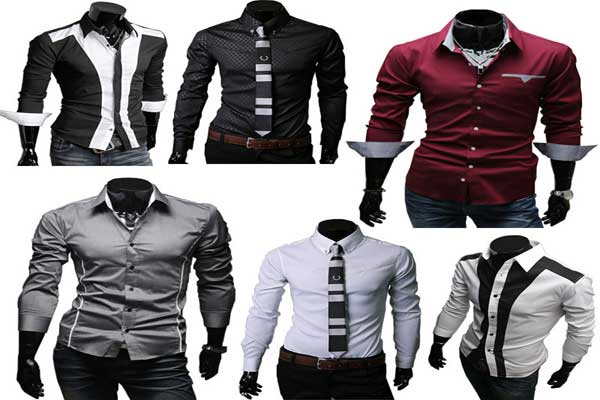 Choose The Men's Casual Clothing