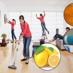 12 Natural Solutions to Clean Almost Anything in the House