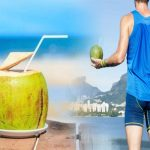Coconut Water, A Drink For Athletes