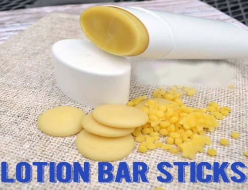 Coconut Oil Lotion Bar Sticks For Beauty