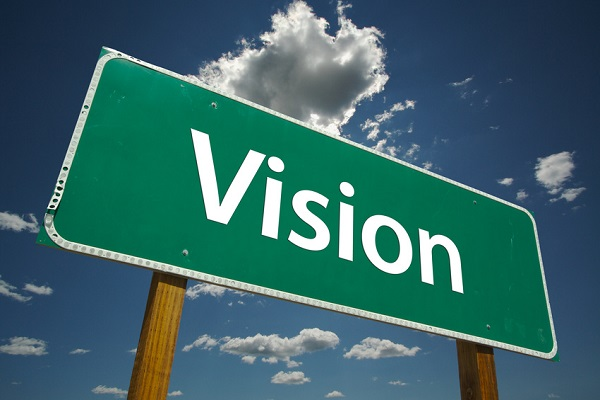 Commit to your vision