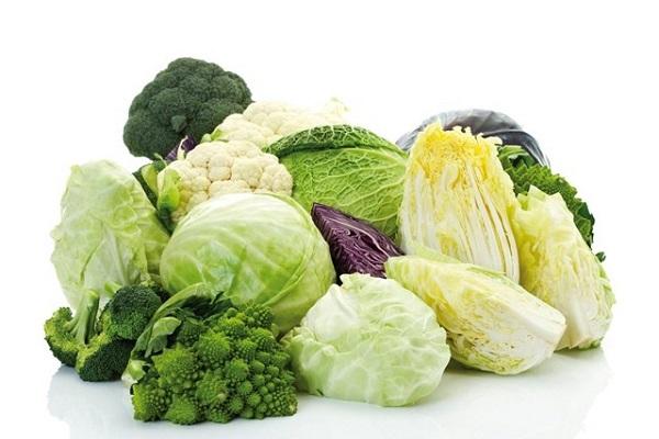 Consuming cruciferous vegetables