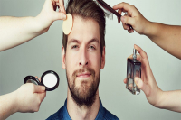 Cosmetics Industry Hunts On Men