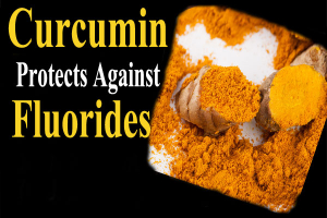 Curcumin Protects Against Fluorides