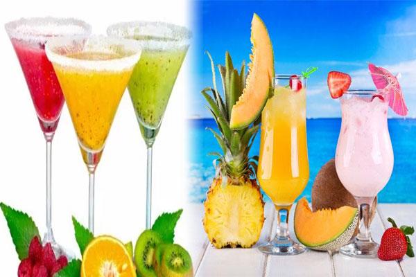 Drinks For Summer