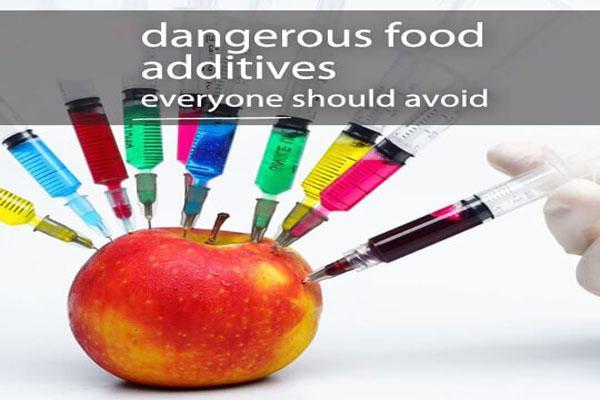 E-dangerous-additives