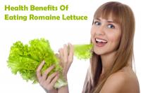 Health Benefits Of Eating Romaine Lettuce