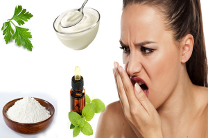 Effective Natural Remedies To Cure Bad Breath