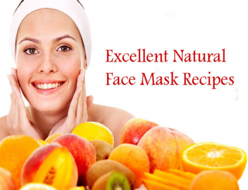Excellent Natural Face Mask Recipes