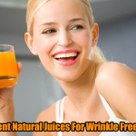 Excellent Natural Juices For Wrinkle Free Skin