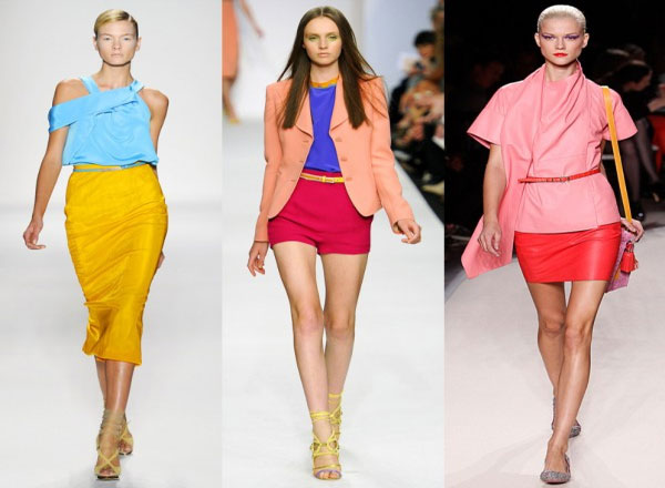 colorful trends
