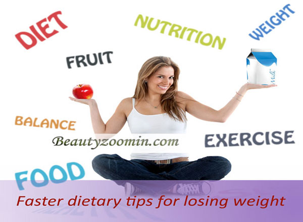 Dietary Tips For Losing Weight
