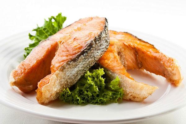Fish-foods