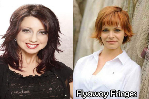 Flyaway Fringes