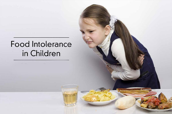Food Intolerance In Children