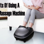 10 Benefits Of Using A Foot Massage Machine