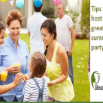 Tips To Host A Great Summer Party