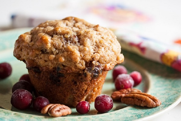 Healthy muffins are a must