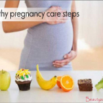 Healthy Pregnancy Care Steps